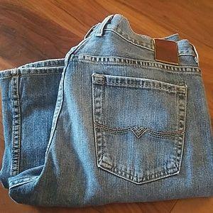 Lucky Brand pic stitch jean